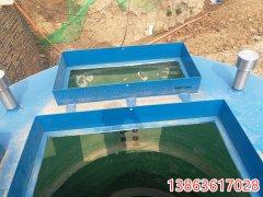 一体化供水泵站|FRP一体化预制泵站