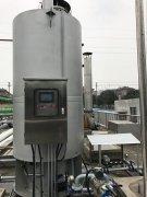 厌氧反应沼气锅炉系统
