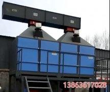 有机废气催化燃烧设备