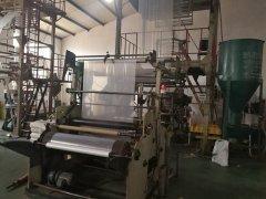塑料薄膜加工厂塑料废气处理设备