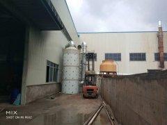 废旧纸厂料造粒废气环保设备